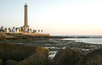 The highest lighthouse in Spain, Chipiona