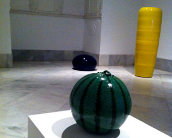 Ai Wei Wei - watermelon