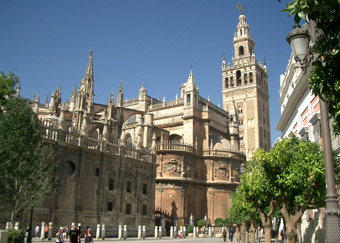 Giralda Tower in Seville