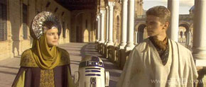 Star Wars was filmed in the Plaza de España of Seville.