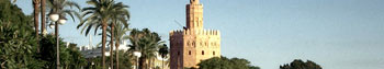 Torre del Oro (Gold Tower), Seville - Spain